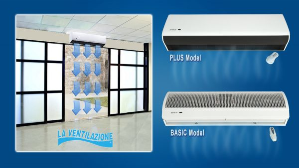 La Ventilazione - Air Curtains