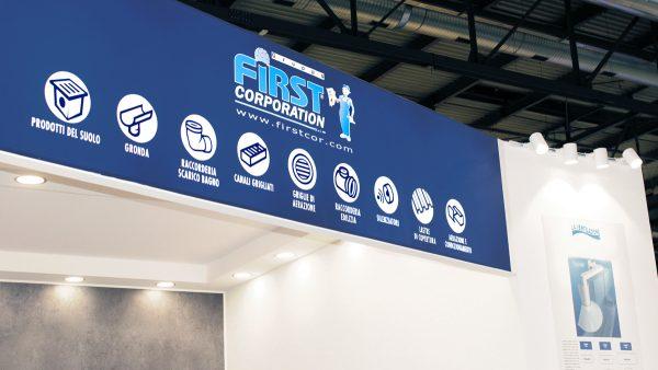 First Corporation – ISH 2019 in Frankfurt