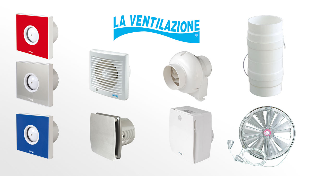 Ventilators and Helical Fans