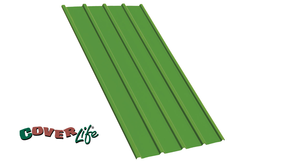 Etruria roofing sheet – First Corporation