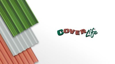 Cover-Life Industrial roofing sheets