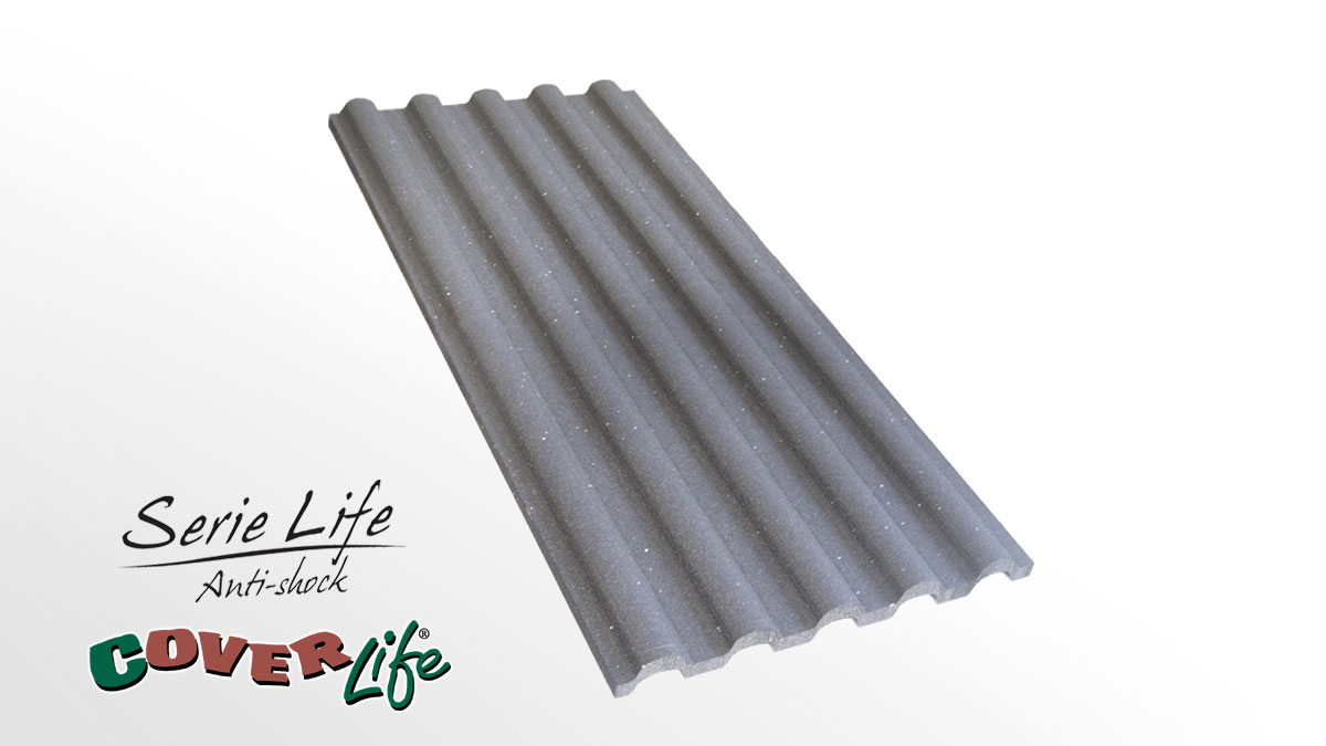 Isopolystyrene Insulating panels for Coppo XL and Coppo Life