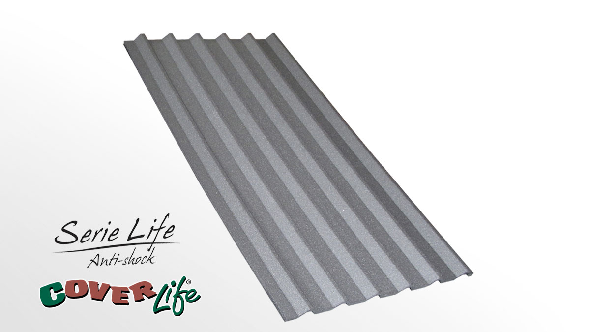Isopolystyrene Insulating panels for EuroGreca and Greca-Life