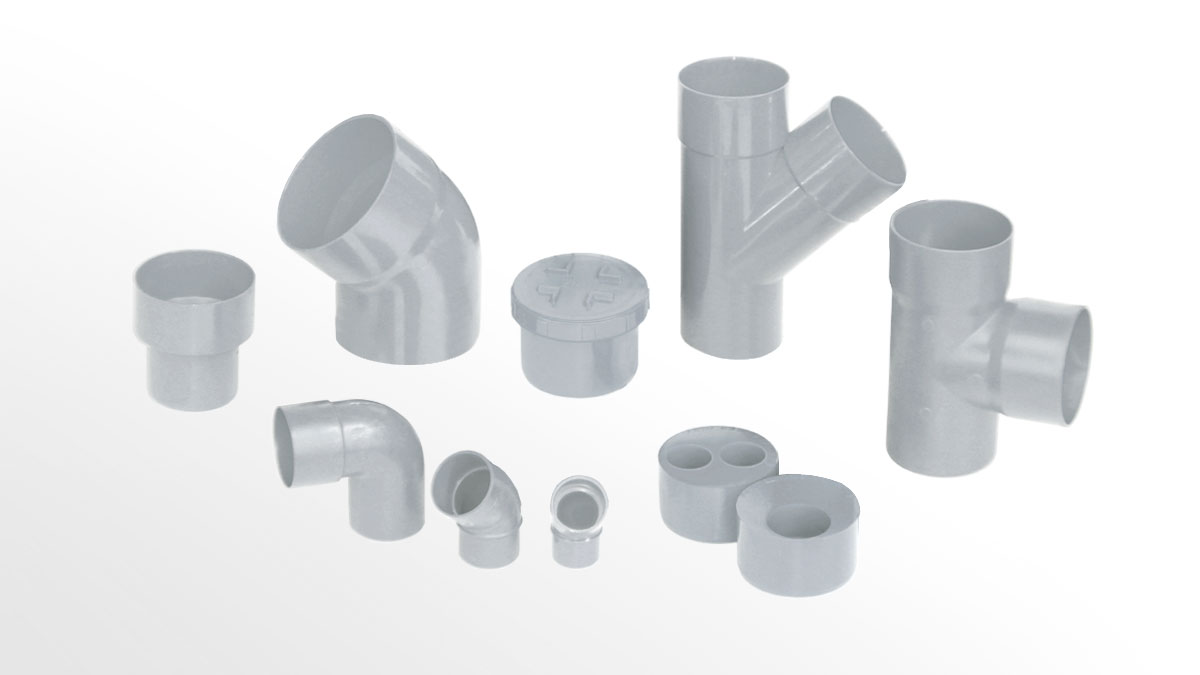 PVC Soil Fittings