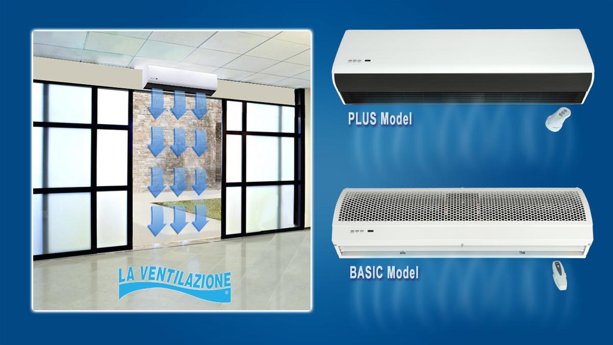 La Ventilazione – Air Curtains