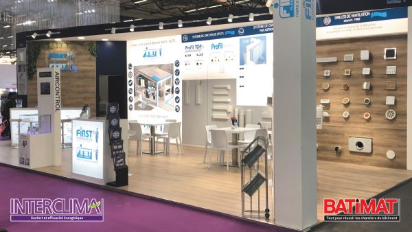 Batimat and Interclima exhibitions