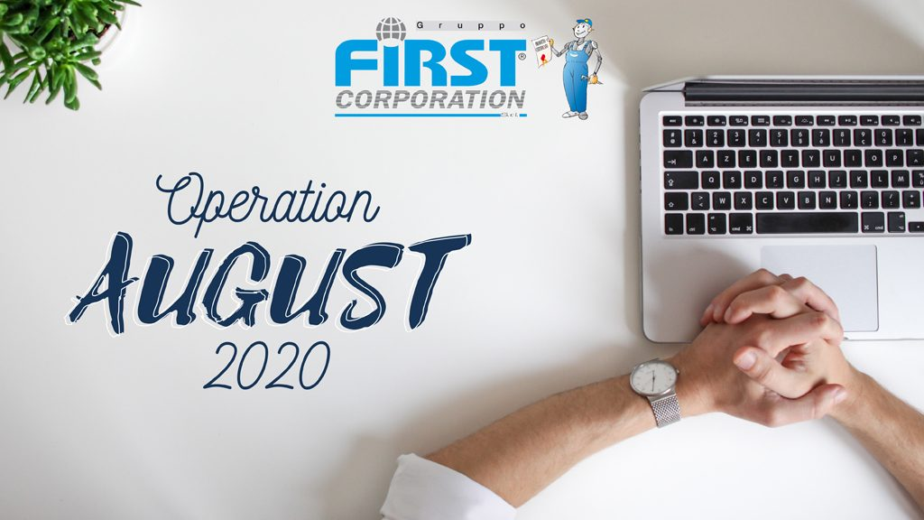 Operation AUGUST 2020