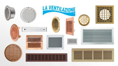 Metal Ventilation Grilles