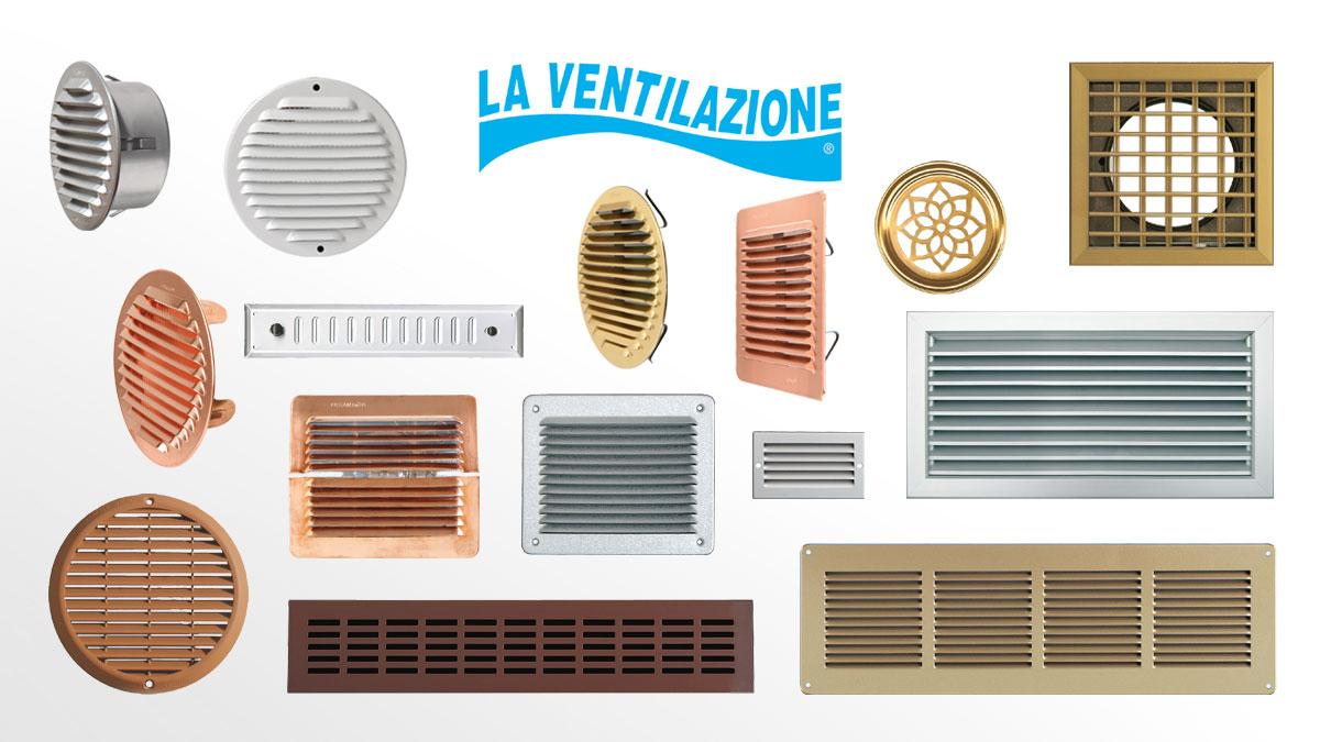 Metal Ventilation Grilles