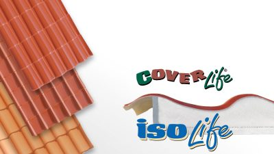 Cover-Life insulated roofing sheets
