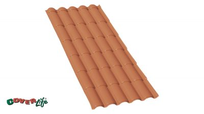 Residential roofing sheet - Coppo