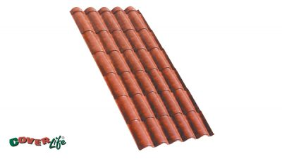 Residential roofing sheet - Coppo reinforced