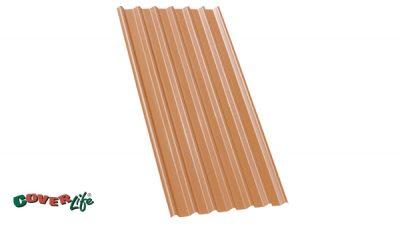 Industrial roofing sheet - Greca reinforced