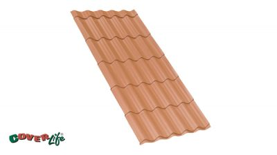 Residential roofing sheet - Olandese