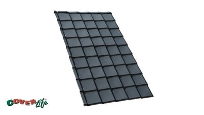Residential roofing sheet - Lastra Piana