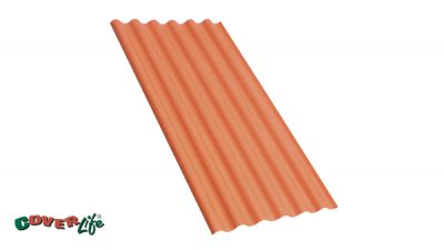 Industrial roofing sheet - Romana Egeo