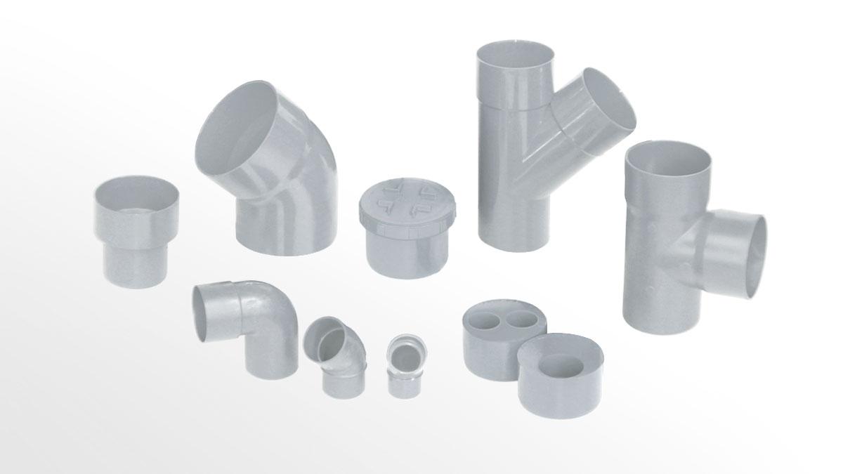 PVC Soil Fittings