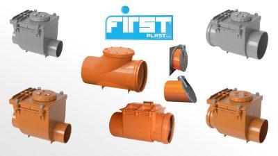 Anti-flooding valves
