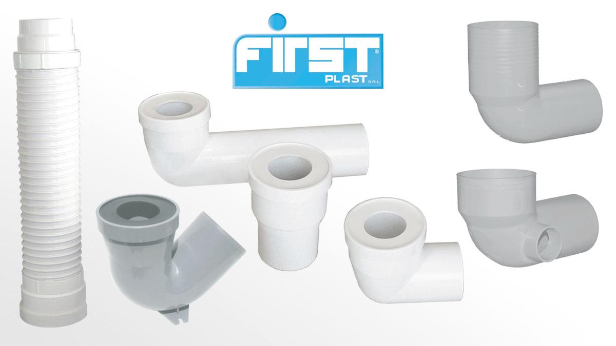 PVC WC Soil fittings