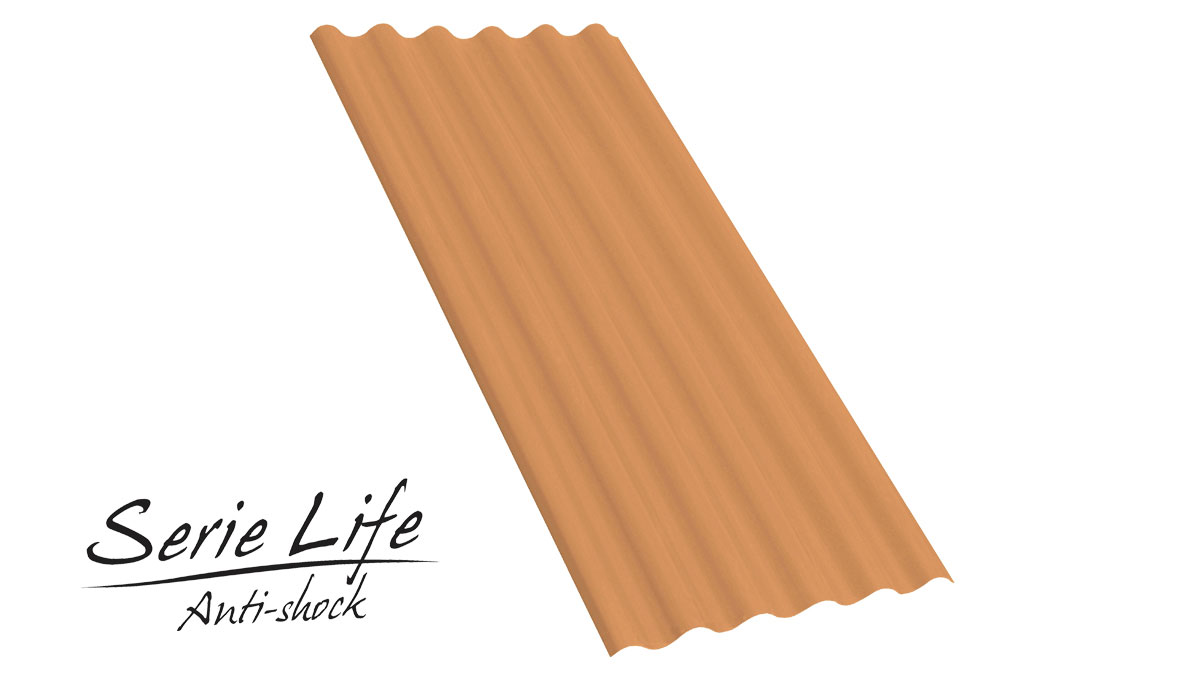 Roofing Sheet Onda Life First Corporation