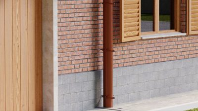 PVC Downpipes